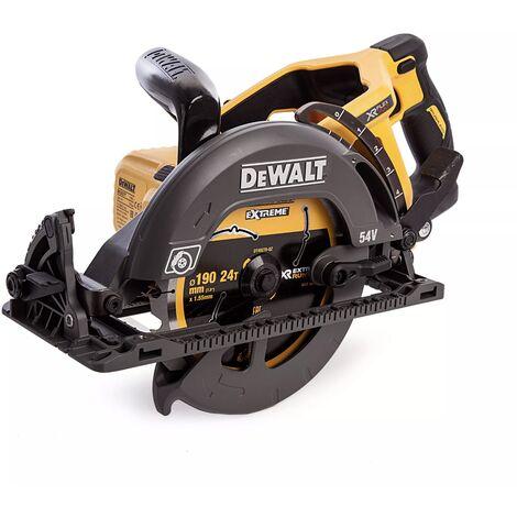 Dewalt DCS577T2 54v XR FlexVolt 190mm Circular Saw with 2 x 6.0Ah Batteries