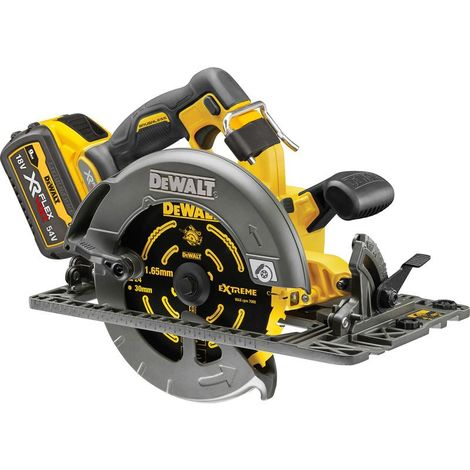 DeWALT DCS579X2-GB 54V XR FLEXVOLT 190mm Circular Saw - 2x9.0ah Batts