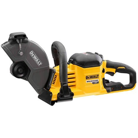 DeWalt DCS690N 54V FlexVolt Brushless 230mm Cut Off Saw Body Only:18V
