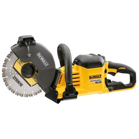 DeWalt DCS690N 54V XR Flexvolt 230mm Cut Off Saw Body Only