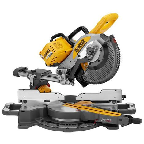 Dewalt DCS727N 54 Volt XR FlexVolt Brushless Slide Mitre Saw Body Only