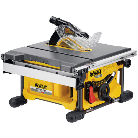 Dewalt DCS7485N 54V Flexvolt 210mm Table Saw Body Only