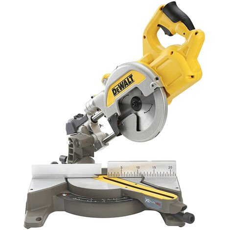 Dewalt DCS777N 54V Cordless Flexvolt 216mm Mitre Saw Body Only