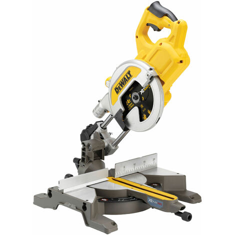 DeWalt DCS777N FlexVolt XR Mitre Saw 216mm 54V Bare Unit