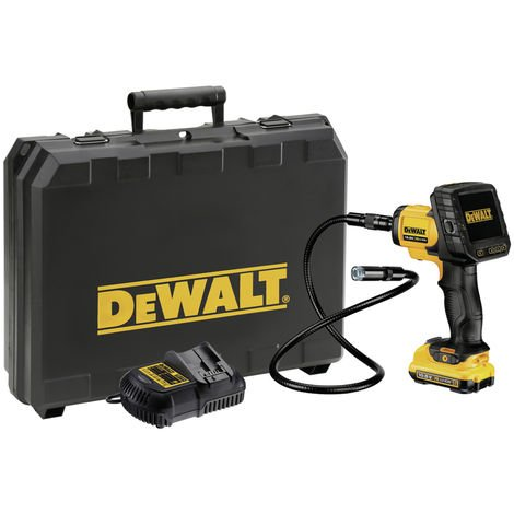 Dewalt DCT410D1 10.8V Inspection Camera With 1 x 2Ah Battery & Charger