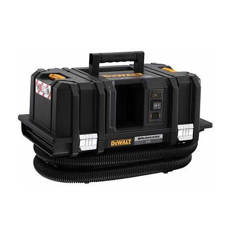 DeWALT DCV586MN 54V Litio-Ion batería Aspiradora de construcción cuerpo - Húmedo / Seco - 2000W - Clase M - 11L - sin escobillas