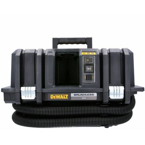DeWalt DCV586MN 54V XR FlexVolt M-Class Wet & Dry Dust Extractor Body Only