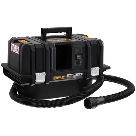DeWalt DCV586MN-XJ 54V XR Flexvolt M-Class Dust Extractor Body Only:54V