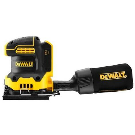 DeWALT DCW200N-XJ 18V XR Brushless 1/4 Sheet Orbital Sander