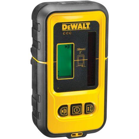 DeWalt DE0892 Detector láser para DW088K / DW089K / DW0811 - 50m - láser rojo
