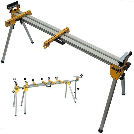 DeWalt DE7023 Universal Extendable Mitre Saw Stand - Includes Brackets