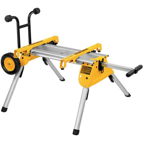 DeWalt DE7400-XJ Heavy-Duty Rolling Table Saw Stand