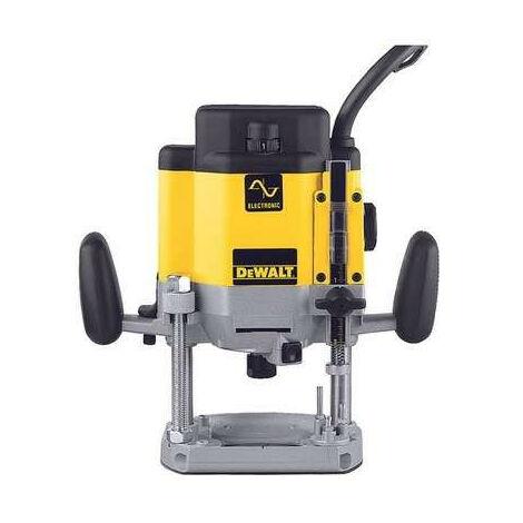 DeWalt - Défonceuse 6-12,7 mm 2000 W - DW625E