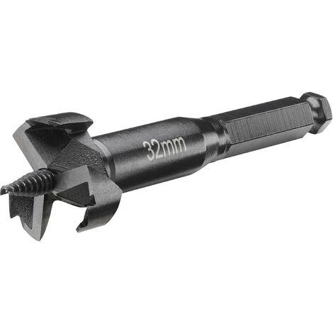 DeWALT DeWALT Rapid-Holzbohrer, Forstnerbohrer, Hart- und Weichholz - Ø 25 - 117 mm, Extra Scharf