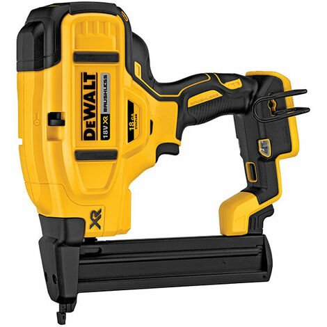 DEWALT DEWDCN681N XR Brushless 18G Narrow Crown Stapler 18V Bare Unit