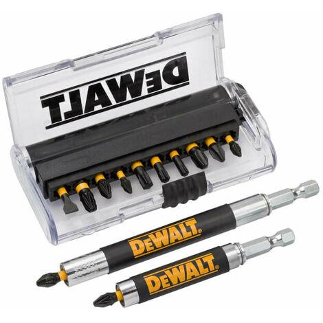 DeWalt DEWDT70512T DT70512T Impact Torsion Screwdriver Bit Set 14 Piece