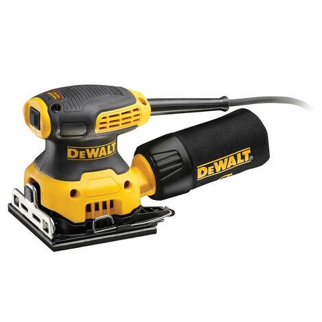 DeWalt DEWDWE6411L DWE6411 1/4 Sheet Sander 230W 110V