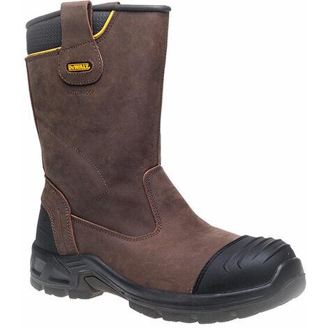 DeWalt DEWMILLING10 Millington S3 Waterproof Rigger Boots UK 10 Euro 44