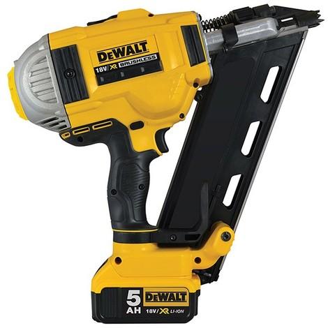 DeWalt DPN1850PP Cloueur pneumatique 18 Gauge - sans huile - 15-50mm