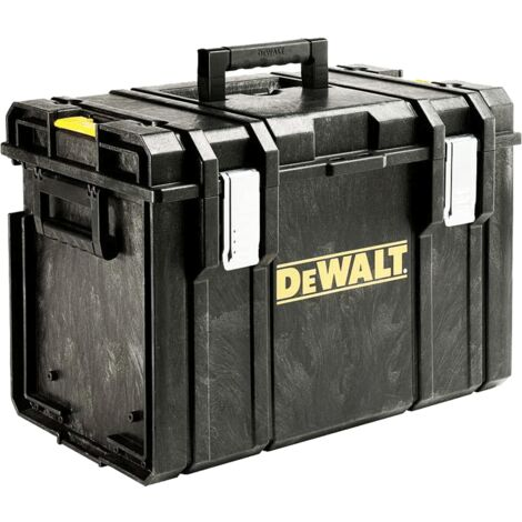 Dewalt DS400 Toughsystem Organiser Tool Box 1-70-323 Without Tray