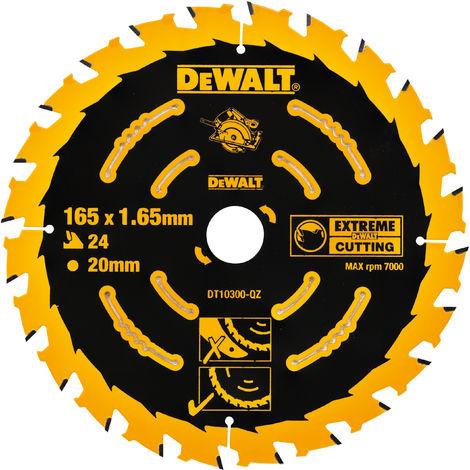 DeWalt DT10300-QZ KSB 165x20 24 WZ 18° für DWE550