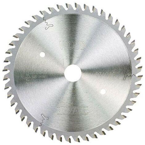 Dewalt DT1090 Plunge Saw Blade 165mm x 20mm x 48 Teeth DT1090-QZ for DWS520