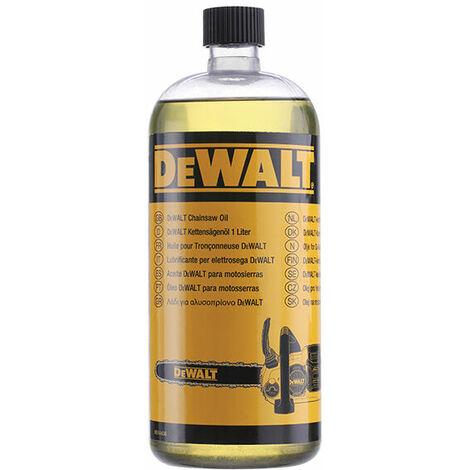 DeWalt DT20662-QZ Chainsaw Oil 1 litre
