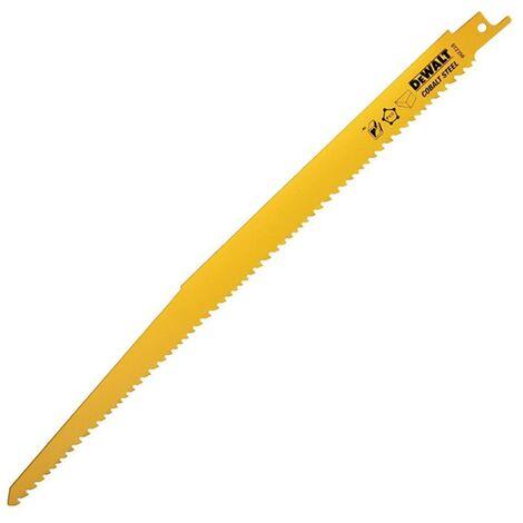 DeWalt DT2350-QZ 305MM Reciprocating Saw Blade (Pk-5)