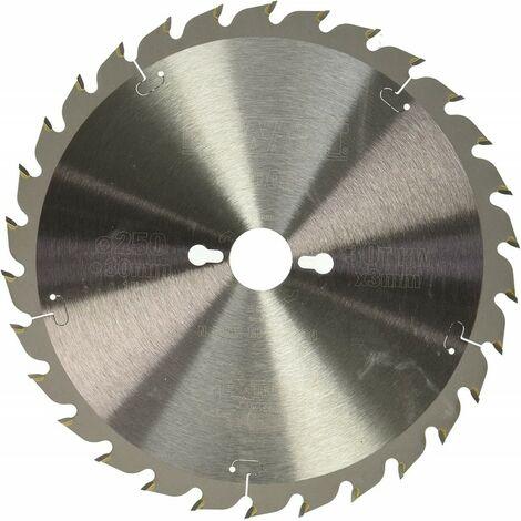Dewalt DT4226-QZ Lame de scie circulaire stationnaire Extreme Workshop 250x30mm 30 dents 250/30