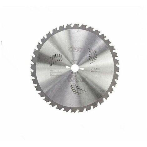 Dewalt DT4305-QZ Lame de scie radiale 350x30 4mm 36 dents 350/30