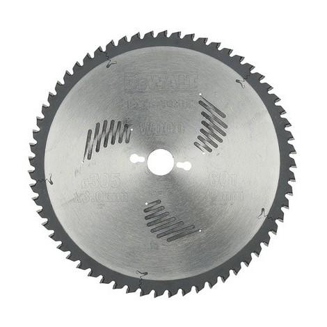 Dewalt DT4331-QZ Lame de scie circulaire stationnaire Extreme Workshop 305x30mm 60 dents