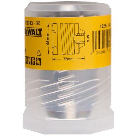 DEWALT DT6743-QZ - Corona perforadora SDS-Plus 45x72mm