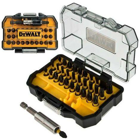 DeWalt DT70523T Black Impact Torsion Screwdriver Bit Set 32 Piece + Bit Holder