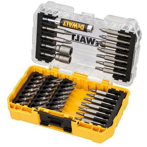 DeWalt DT70705 40 Pieces Screwdriver Bit Set in Tough Case