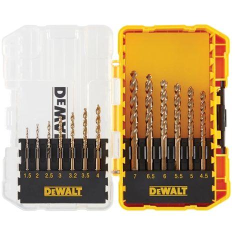 Hilka Tools 5 Piece Metric SDS Hammer Drill Bit Set Masonry Concrete Wall 5-10mm