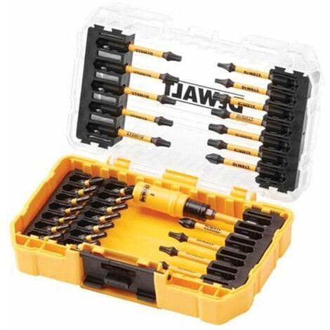 Dewalt DT70745T-QZ Juego de brocas de 31 piezas en estuche - PH/PZ/TX