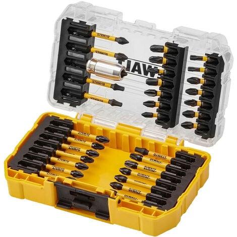 DeWalt DT70746T-QZ 34 piece FLEXTORQ Screwdriver Bit Set