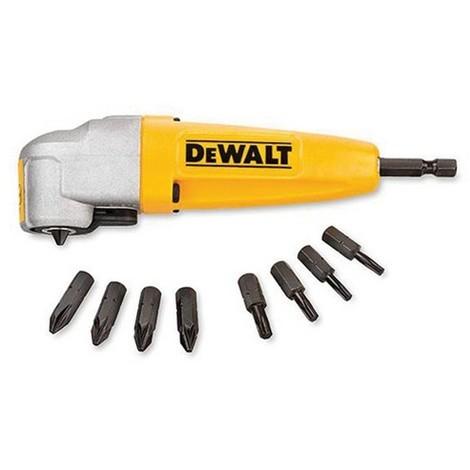 DeWalt DT71517T-QZ Right Angle Torsion Drill Attachment