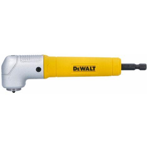 DeWalt DT71517T-QZ Right Angle Torsion Drill Attachment With 9 Piece Driver Bits