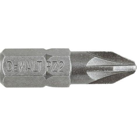 DeWalt DT71521-QZ PZ2 25MM Screwdriver Bit (Pk-25)