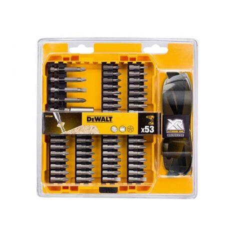 DeWalt DT71540-QZ 53 Piece Screwdriving Set with Safety Glasses