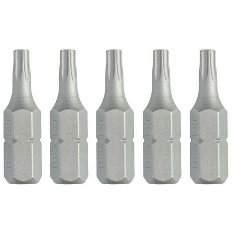 DEWALT DT7254-QZ - Pack 5 Punta torx 25mm t15