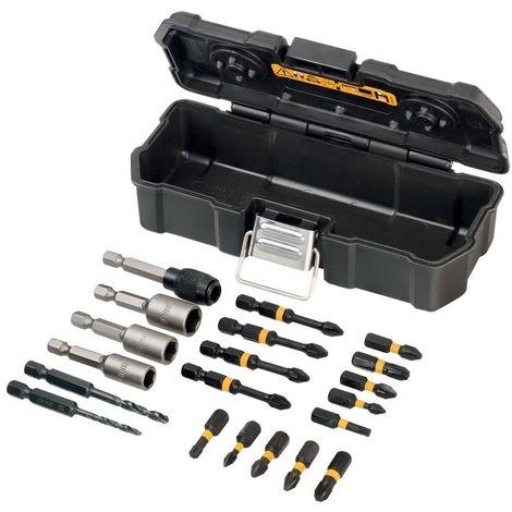 "DEWALT DT7965T-QZ - Juego de 20 piezas de impacto en caja magnética ""MagBox"""