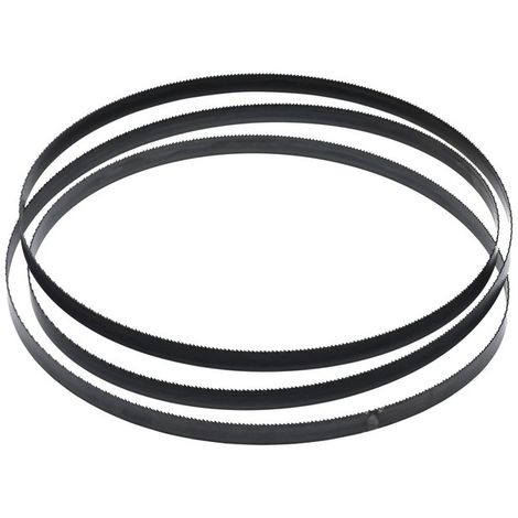 DEWALT DT8476-QZ - Hoja para sierra cinta 2215x12x0.6mm paso 1.8mm para metal no ferroso acero fino