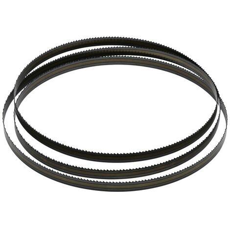 DEWALT DT8485-QZ - Hoja para sierra cinta 2095x12x0.6mm paso 3.2mm para cortes finos en metal no ferroso