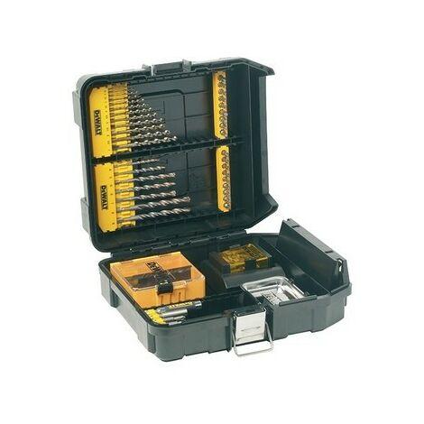 DeWalt DT9281-QZ Mini MAC Masonry and Metal Drilling Kit Set of 63