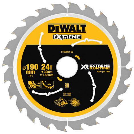 DeWalt DT99561 FlexVolt Xtreme Runtime Circular Saw Blade 165 x 20mm 42T