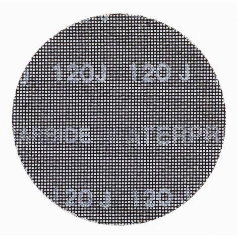 DEWALT DTM3103-QZ LOT DE 5 GRILLES ABRASIVES Ø 125 MM GRAIN K80