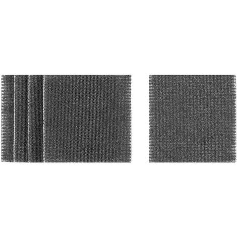 DEWALT DTM8664-QZ - Lija de malla 1/4 de hoja grano 60 lijadora orbital lijadora orbital (5 ud)