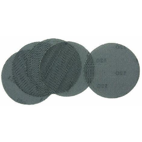 Dewalt DTM8671-QZ Disco de lija de malla 125mm, grano 40, para usar con todo tipo de lijadora rotorbital
